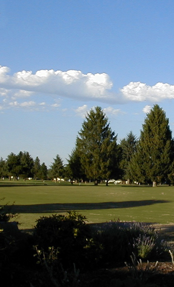 The Capitol City Golf Club Estates, near the 6th hole
