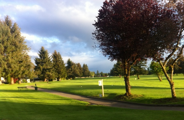 The Capitol City Golf Club Course Olympia, WA